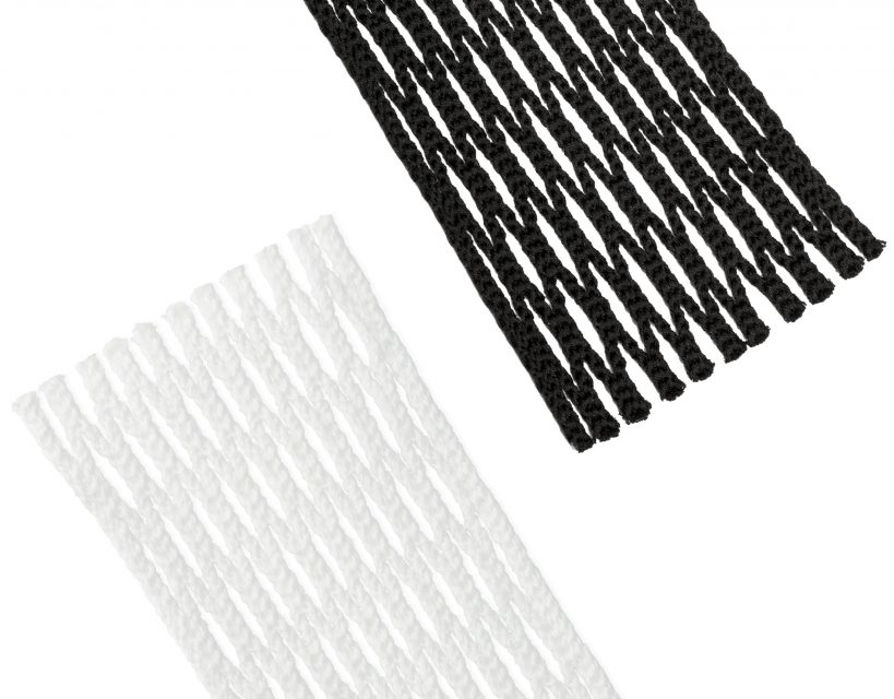 StringKing Type 4 Performance Lacrosse Mesh Colors White Black