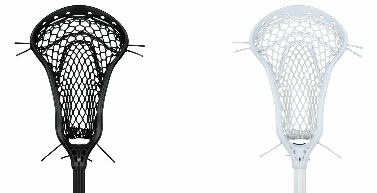 StringKing Women's Complete 2 Pro Attack Lacrosse Stick Category Page White Black