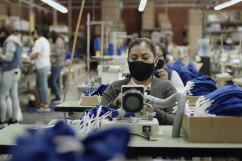 The COVID-19 Pivot: Made in America