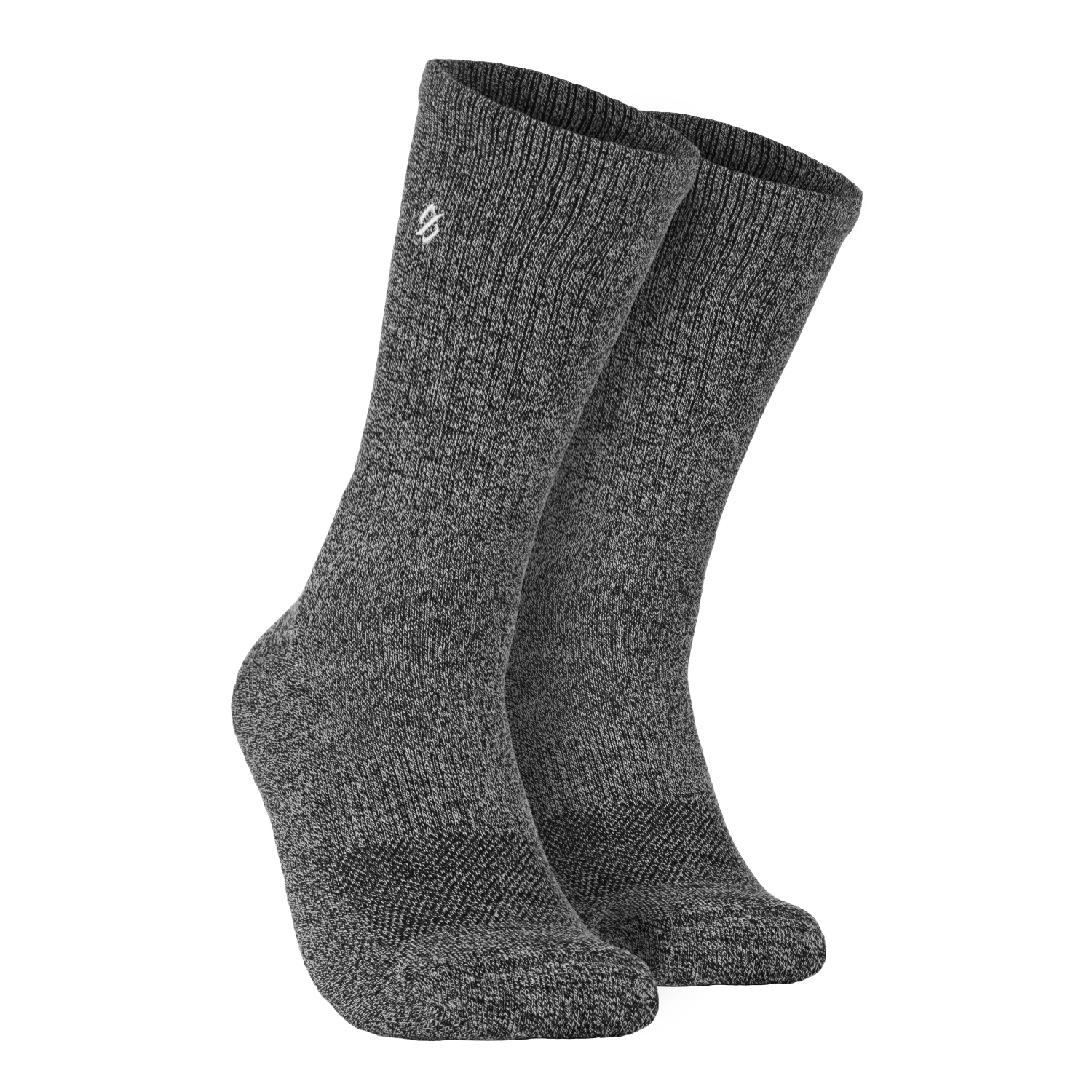 StringKing Apparel Athletic Crew Socks Heather Gray